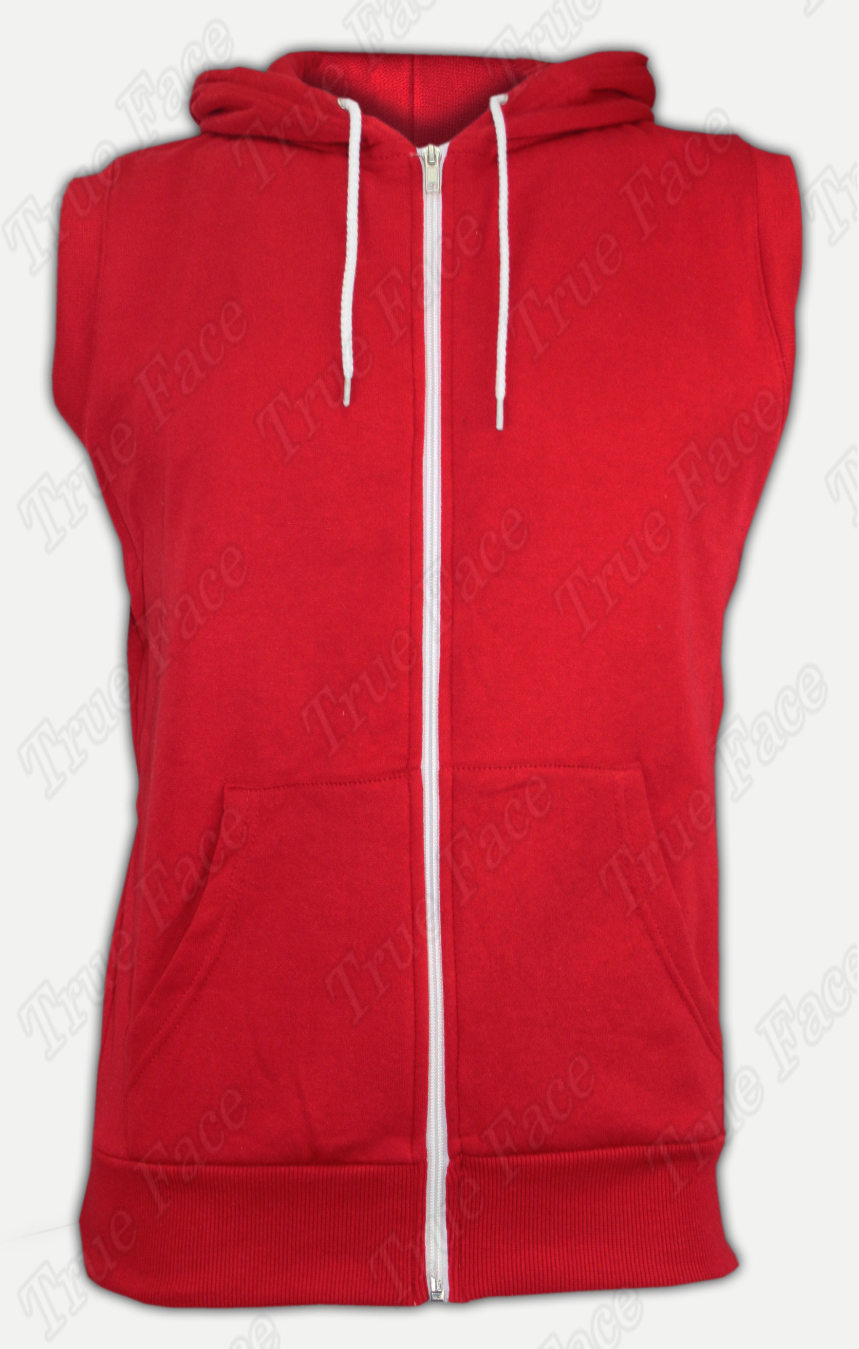 Mens-Soul-Star-Gilet-Sleeveless-Sweatshirt-Hoodie-Top-Jumper-Hooded
